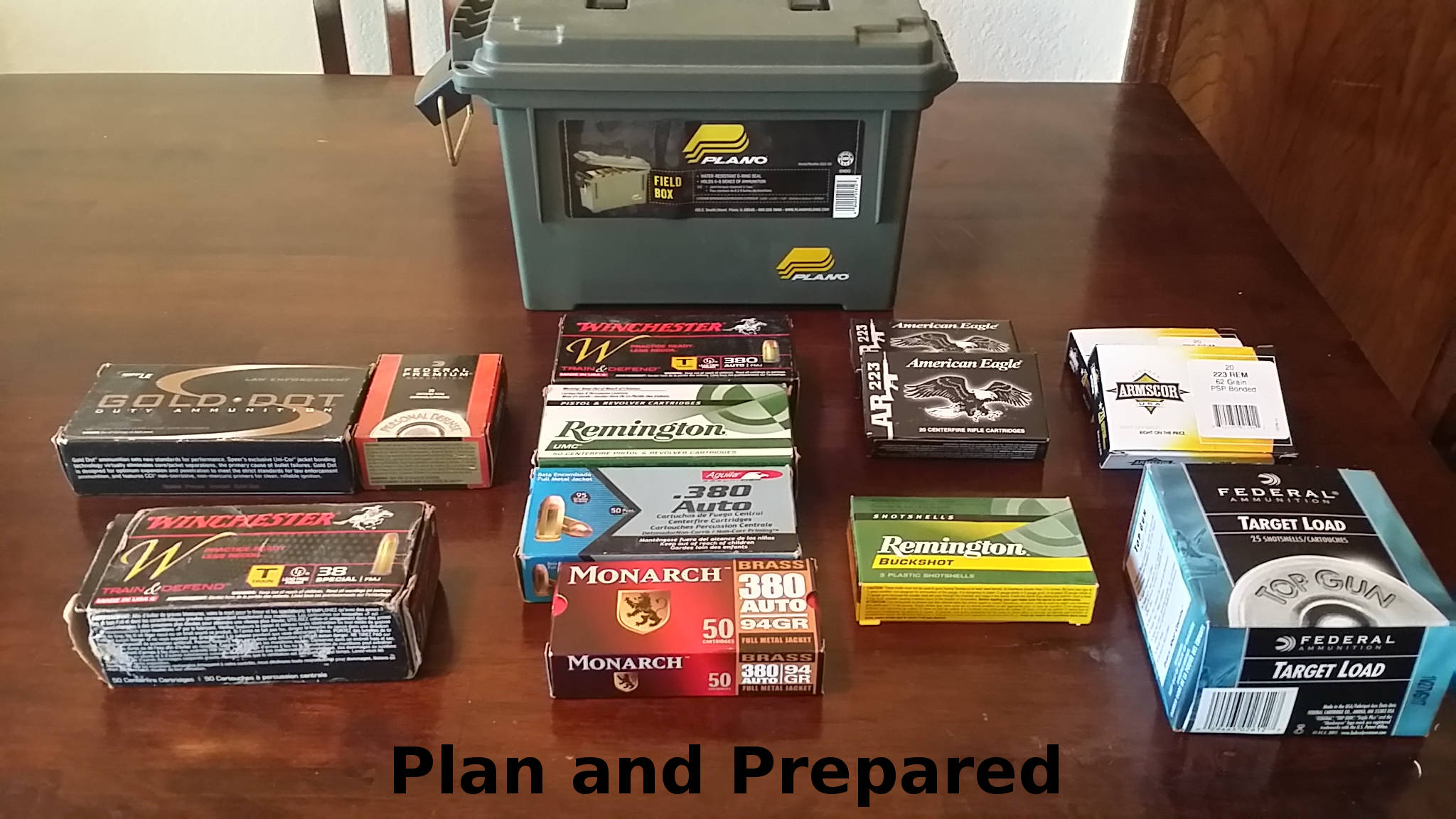 Do It Yourself Home Design: What You Need To Know About Stockpiling Ammo